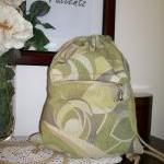 Designer Drawstring Backpac..