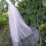 2 Layer Bridal Veil - 31 In..